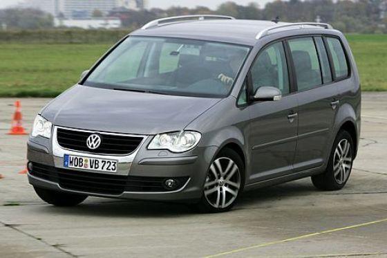 Volkswagen touran клиренс фото