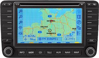 Штатные магнитолы-vw_radio-navigation_rns