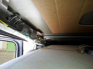 Установка вертикальной сетки, сетчатая перегородка-20120423_121645.jpg