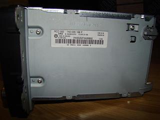 Пин код магнитолы RCD 300-.jpg