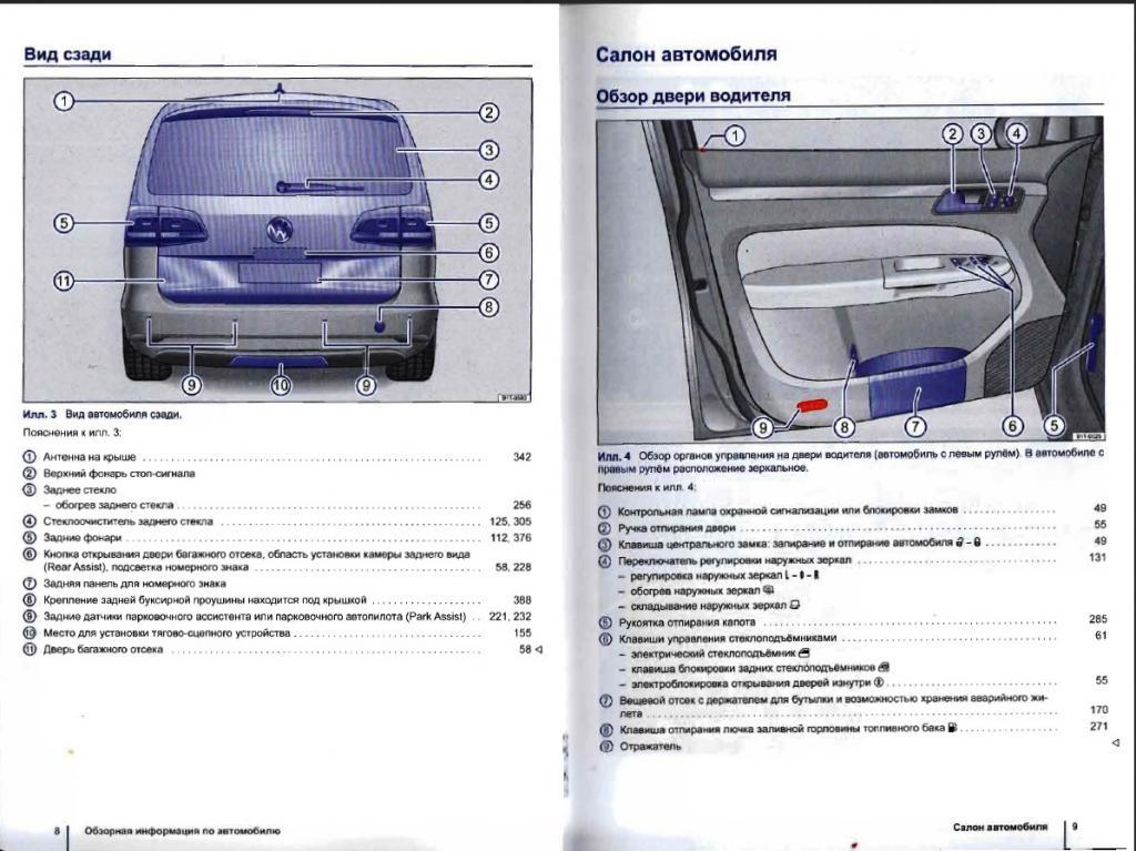 Touran с 2003 и с 2006 бензин / дизель книга по ремонту и эксплуатации.