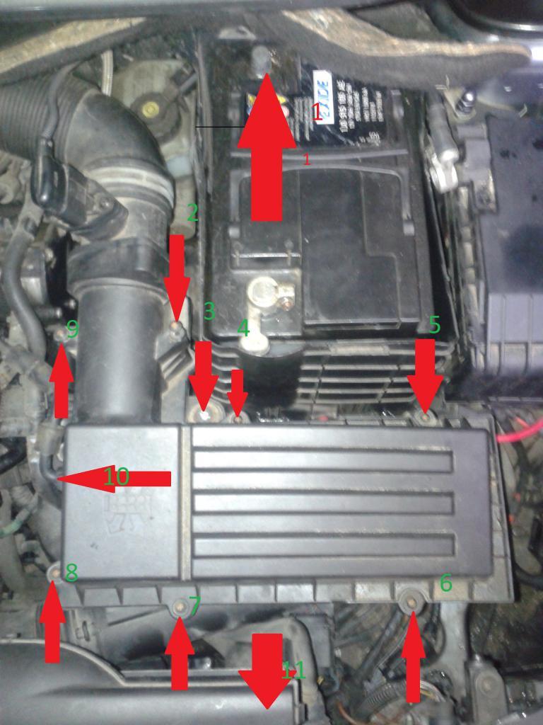 Замена термостата vw Замена пыльника привода внутреннего пассат сс