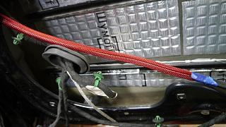 Установка музыки, виброизоляция дверей, установка усилителей и сабвуфера-p1060530-2.jpg