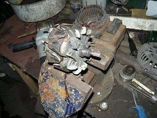 Ремонт генератора, реле зарядки, коллектор ротора (контактные кольца)-dscn2788.jpg