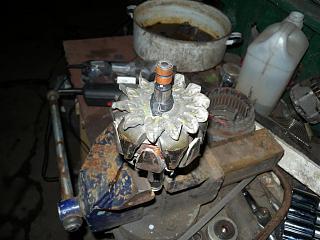 Ремонт генератора, реле зарядки, коллектор ротора (контактные кольца)-dscn2790.jpg