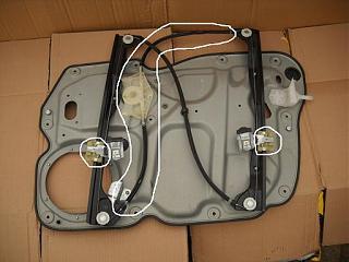 Ремкомплект передних стеклоподъемников-1401415386.jpg