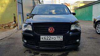 Touran 2008, 2TDI (140hp), 6DSG, CROSS-image