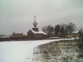 Встреча турановодов 5 января 2012 года-chasovnya.jpg