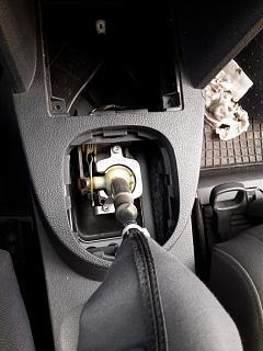 Кожух для рукоятки переключения передач.-1-23-.jpg