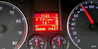 Touran Trendline. 2007г, TSI(140HP)-DSG-200ok.jpg